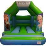 Frozen Bouncy Castle Hire